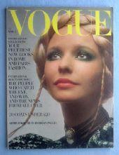 Vogue Magazine - 1970 - March 1st